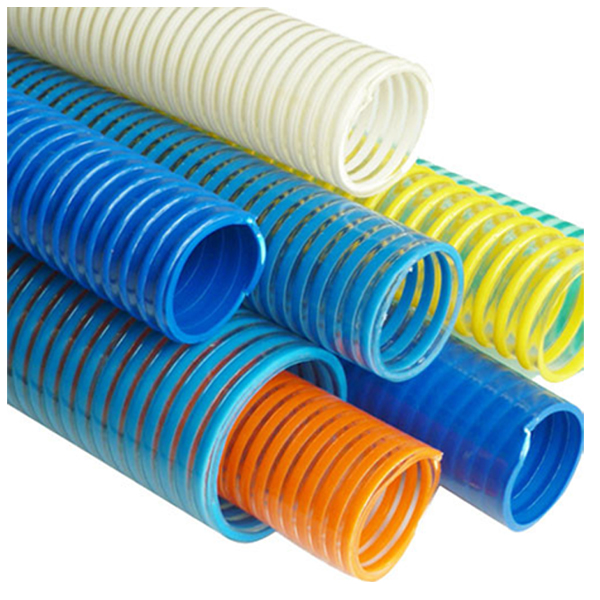 Pvc Suction & Delivery Hose Pipes